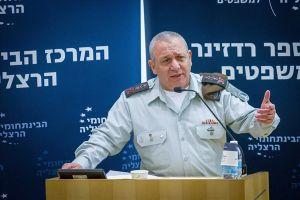 Sếp lớn quân đội Israel tiết lộ chấn động về quy mô tấn công Syria