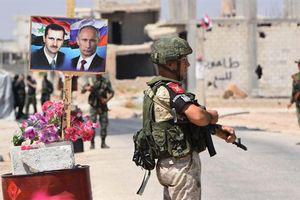 Bộ binh Nga vào Idlib, tàu lớn Mỹ đến đón quân nhân
