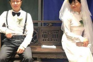 24h HOT: MC Thảo Vân cưới trai trẻ kém 7 tuổi và sự thật ngã ngửa