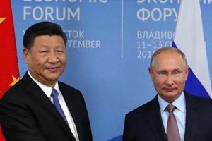 NI: Nga+ Trung Quốc là cơn ác mộng của Mỹ