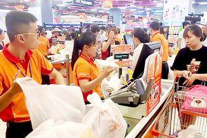 Khai trương trung tâm thương mại quy mô lớn tại TPHCM