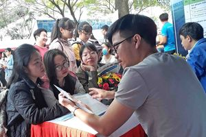 Hơn 5.000 học sinh tham gia chương trình 'Tư vấn tuyển sinh – hướng nghiệp 2019' tại Đà nẵng