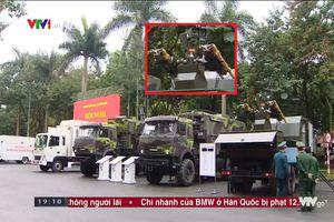 Ngạc nhiên tầm bắn tổ hợp phòng không tự hành 'Made in Vietnam'