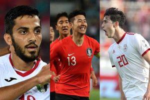 Điểm danh 6 đội tuyển đầu tiên bước vào vòng 1/8 Asian Cup 2019: Xuất hiện 'ngựa ô'