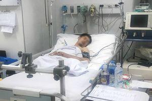 Nam thanh niên đứt lìa 2 chân, bệnh viện tiếp 5 lít máu cứu khỏi tay tử thần
