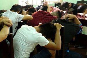 Đồng Nai: Đột kích quán bar, phát hiện 66 đối tượng dương tính với ma túy