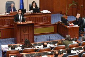Quốc hội Macedonia đồng ý đổi tên nước