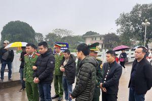 Nhóm đối tượng trốn truy nã người Trung Quốc bị cảnh sát bắt giữ