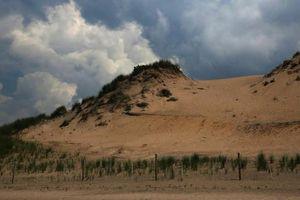 Bí mật rùng rợn về núi cát 'nuốt người' khét tiếng nước Mỹ