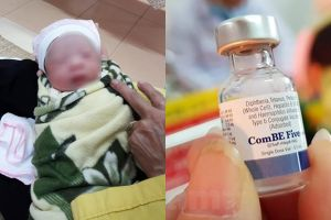 Bé gái 2 tháng tử vong sau tiêm vắc xin được phát hiện khi người đã lạnh