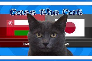Mèo Cass dự đoán ASIAN CUP 2019: Kết quả trận Oman vs Nhật Bản
