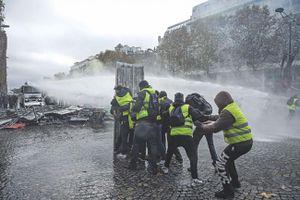 Phong trào 'áo vàng' tại Pháp bước sang tuần thứ 9