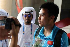 Đội tuyển Việt Nam đến Al Ain, sẵn sàng quyết chiến với Yemen