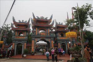 Khánh thành tu bổ, tôn tạo một trong những ngôi chùa lớn nhất Hải Dương