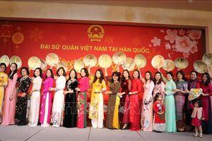 Ấm áp Tết cộng đồng người Việt tại Hàn Quốc