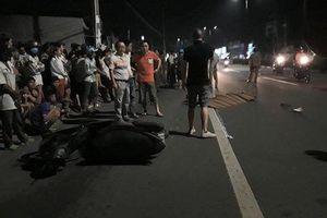 Xe máy va chạm xe bồn, một người nước ngoài bị cán tử vong