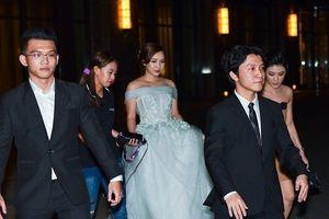 Dàn sao Việt đến dự lễ cưới Tiến Đạt và vợ 9X tại TP.Hồ Chí Minh