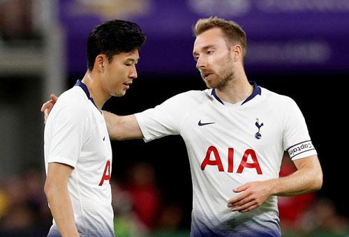 Đội hình 'trong mơ' kết hợp giữa Tottenham với M.U