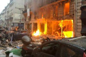 Nổ lớn ở trung tâm Paris: Trong số các nạn nhân không có người Việt