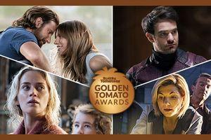 Golden Tomato Awards 2018: Tác phẩm nào sẽ nhận được nhiều giải thưởng nhất? (Phần 1)