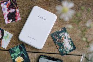 Trải nghiệm Canon Mini Photo Printer: Chụp xong và in ngay những bức hình 'sống ảo' không thể dễ hơn!