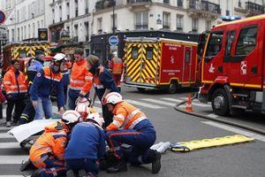 Chưa phát hiện người Việt Nam nào thương vong trong vụ nổ ở Paris