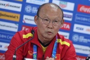 Thua Iran, thầy trò HLV Park Hang-seo quyết tâm thắng Yemen trận cuối
