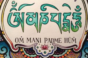 Câu thần chú Om Mani Padme Hum có nghĩa là gì?