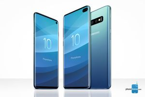 Galaxy S10 + sẽ là điện thoại mỏng nhất vài năm gần đây của Samsung