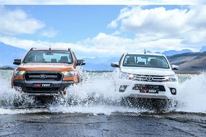 'Vua' dòng xe SUV và bán tải 'tụt' doanh số thê thảm năm 2018