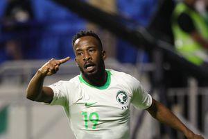 Đánh bại ĐT Lebanon, ĐT Saudi Arabia ghi tên vào vòng 16 đội Asian Cup