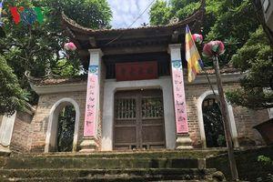 Về chùa Tây Phương tĩnh tâm và tìm hiểu kiến trúc điêu khắc đỉnh cao