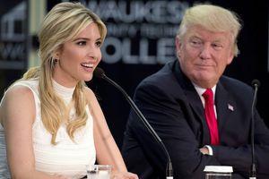 Con gái ông Trump có thể trở thành Chủ tịch Ngân hàng Thế giới