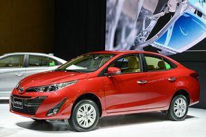 Toytota Vios thống trị thị trường ô tô Việt Nam, đè bẹp các dòng xe nhập khẩu