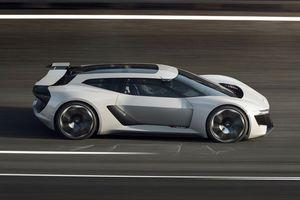 Audi sẽ chỉ sản xuất 50 chiếc siêu xe điện PB18 e-tron