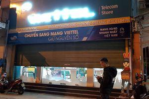 Nóng: Bắt nghi phạm 20 tuổi dùng súng, mìn uy hiếp, cướp 40 triệu trong cửa hàng Viettel ở Đà Nẵng