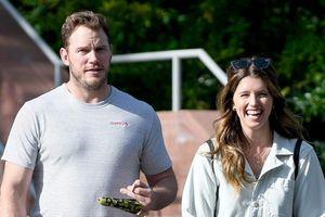 'Siêu anh hùng Star-Lord' đính hôn với ái nữ của 'Kẻ hủy diệt'