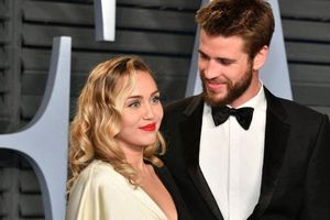Miley Cyrus mừng sinh nhật chồng bằng tâm thư cảm động