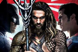 'Aquaman' thu 1 tỷ USD và thời của các siêu anh hùng hạng B, C