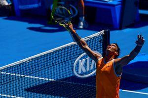 Highlights vòng 1 Australian Open: Rafael Nadal vs James Duckworth