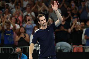 Andy Murray là nhà vô địch đối với khán giả tại Melbourne Park