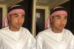 Đức Huy hóa hoàng tử Ả rập sau khi lấy lại trí nhớ, khiến fan cười bò