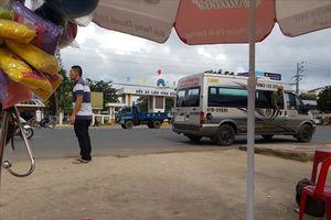 Bến xe Đắk Lắk kêu cứu trước nạn 'xe dù, bến cóc' hoành hành