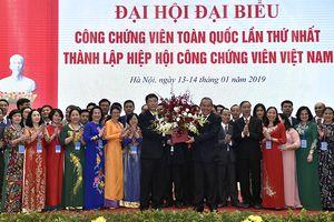 Phó Thủ tướng Thường trực dự Đại hội thành lập Hiệp hội Công chứng viên Việt Nam