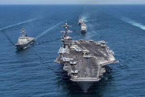 Nếu TQ giáng 600 tên lửa hủy diệt, tàu sân bay Mỹ chống đỡ thế nào?