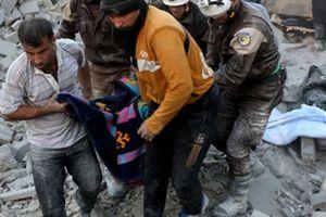 Đại chiến Syria: Nga vạch mặt sự thật về 'Mũ bảo hiểm trắng'