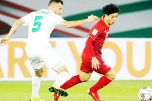 Việt Nam - Iran 0-2: Khó khăn hơn
