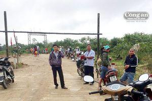 Vì sao người dân làng Giảng Hòa phản đối việc khơi dòng lạch Khe Gai?