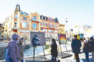 TP Plovdiv khởi động năm Thủ đô văn hóa của châu Âu