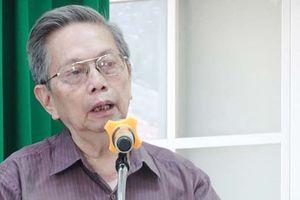 Vĩnh biệt GS-TS, Nhà giáo nhân dân Nguyễn Ngọc Giao